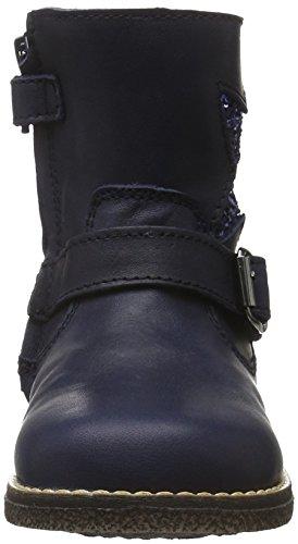 Clic! Mädchen Cl-9085 Kurzschaft Stiefel Mehrfarbig (Celtic Azul/Gl.Gr Azul)