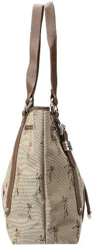 Sydney Love Classic Golf Shoulder Bag,Brown,One Size by Sydney Love (Image #3)