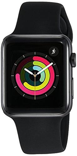 Apple Watch Series 3 GPS 42mm Smart Watch (Space Grey Aluminum...