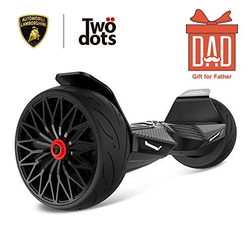 Twodots Lamborghini Hoverboard (Carbon Fiber)