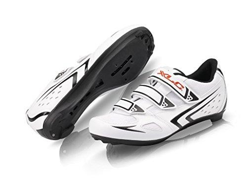 XLC Erwachsene Road-Shoes CB-R04, Weiß, 40, 2500080200