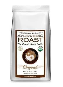 Ayurvedic Roast Organic Caffeine Free French Vanilla Coffee Substitute by Ayurvedic Roast, 11 oz