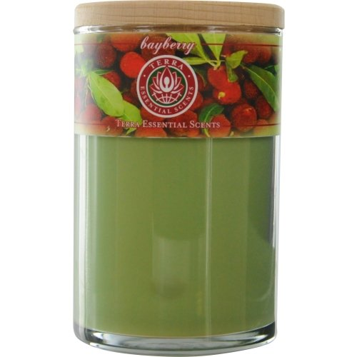 BAYBERRY by SOY CANDLE 12 OZ TUMBLER. A TRADITIONAL GOOD LUCK BLEND OF BAYBER... (Package of 6 ) by Bayberry