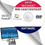 Data Recovery Software Undelete Restore Lost Files Data Photos Images Music Disc CD Disk