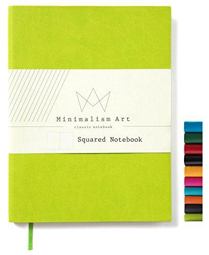 Minimalism Art, Soft Cover Notebook Journal, Size: 5.8