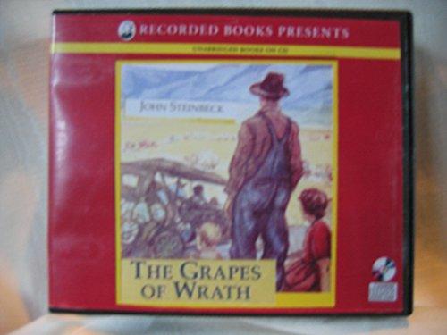 Grapes of Wrath by John Steinbeck Unabridged CD Audiobook