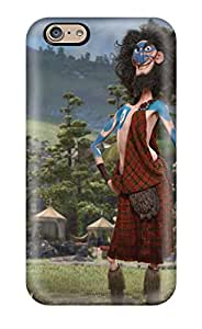 New Style 9945836K37824512 New Fashion Premium Tpu Case Cover For Iphone 6 - Brave 46
