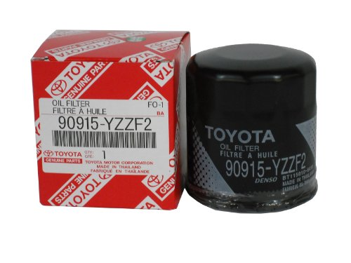 Toyota Genuine Parts 90915-YZZF2 Oil (2005 Toyota Celica Oil)