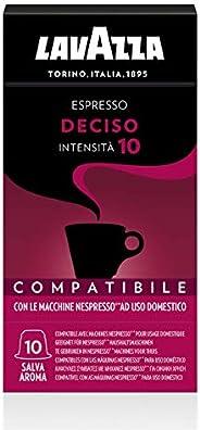 Lavazza Nespresso Capsules (Deciso, 100)