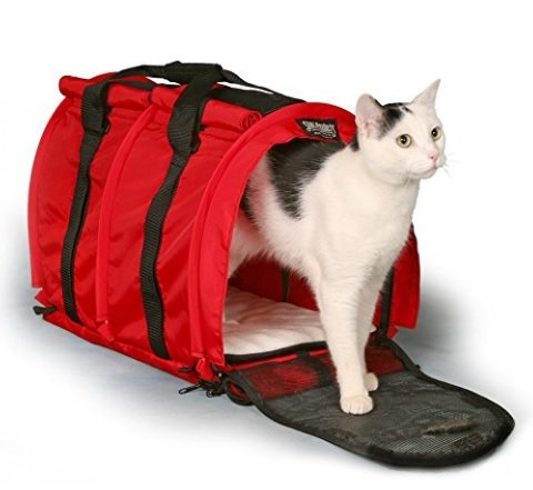 Sturdi Products SturdiBag Pet Carrier, X-Large, Red