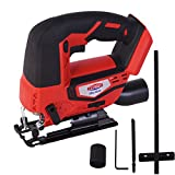 Dobetter Lithium-Ion Jig Saw 20V MAX Variable Speed Jigsaw -DBCJS20 (Bare Tool, Battery and Charger Are Not Contained)