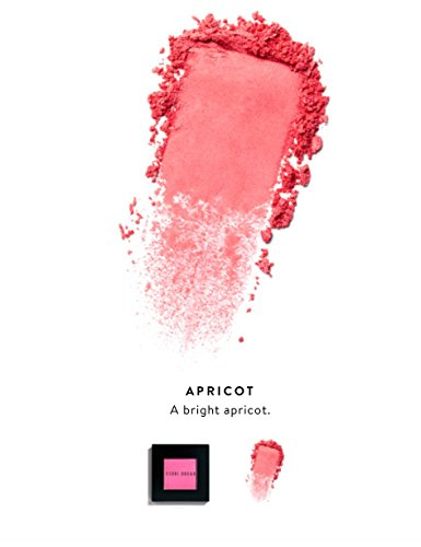 - Exclusive Make Up Product By Bobbi Brown Blush - # 6 Apricot (New Packaging) 3.7g/0.13oz