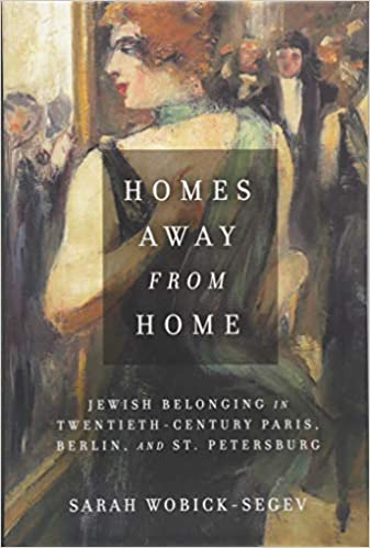 Amazon com: Homes Away from Home: Jewish Belonging in