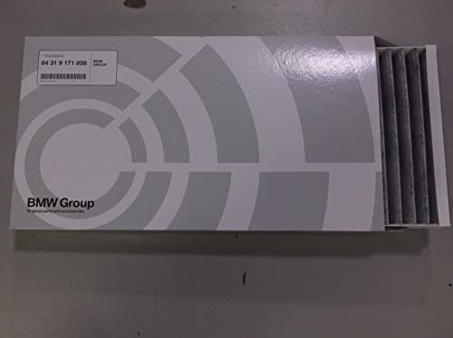 Original Bmw Innenraumfilter Aktivkohlefilter E60 E61 E63 E64 64319171858 Auto