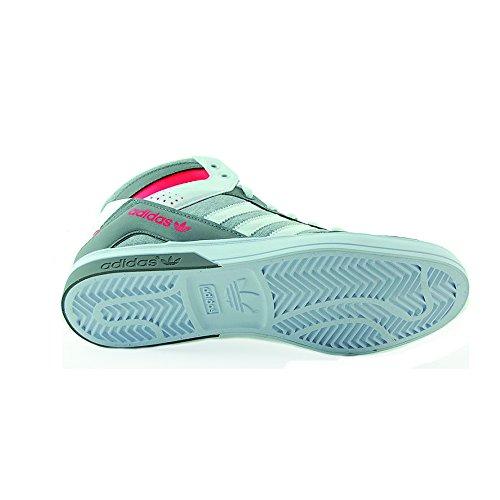 Para mujer Adidas de pista de W carcasa rígida bloque de gris zapatillas de M22108