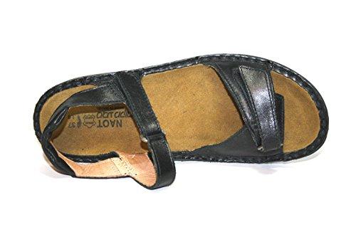 Naot - Tira de tobillo Mujer Schwarz (Black)