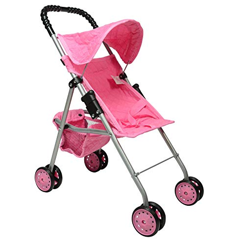 First Doll Stroller for