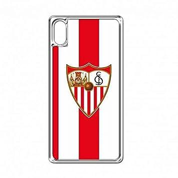 Carcasa Rígida de Plástico,Sevilla Fútbol Club Funda ...