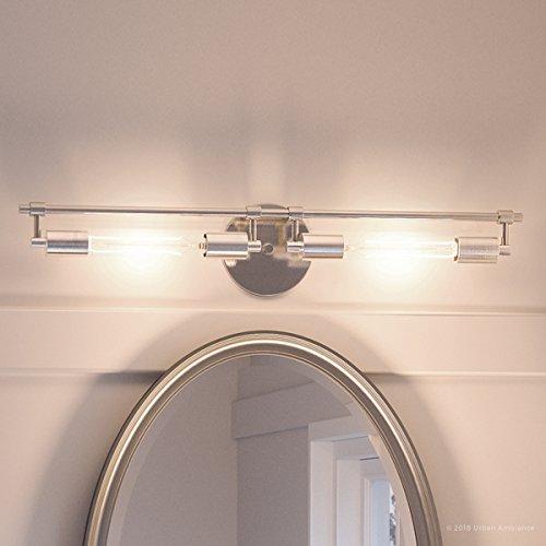 Luxury Industrial Chic Bathroom Vanity Light Large Size