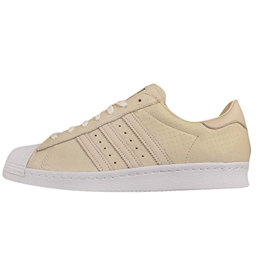 Baskets Superstar nbsp;'s Woven 80 Blanc adidas White natural n4xwUZqdq