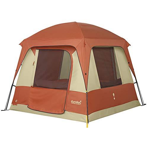 Eureka! Copper Canyon 4 Four-Person, Three-Season Camping Tent