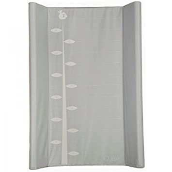 ba2bd1b22b10 Quax Changing Mat with Height Gauge Shadow Grey: Amazon.co.uk: Baby