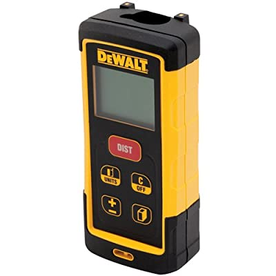 DEWALT DW03050 165-Feet Laser Distance Measurer