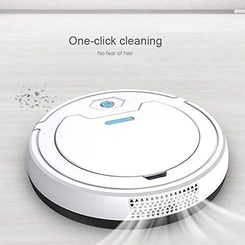 Aspirateur multifonctionnel outil de nettoyage domestique robot de balayage intelligent durable nettoyeur de poussière humide et sec