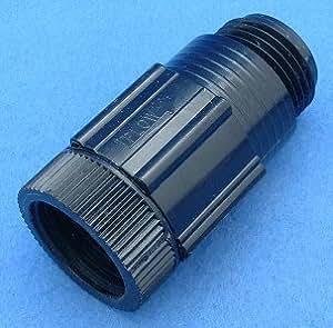 Plástico 19PSI manguera babero regulador de presión