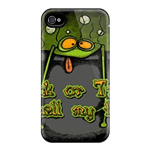 New Smell My Feet Tpu Case Cover, Anti-scratch FavorCase Phone Case For Iphone 4/4s