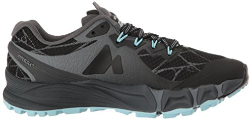 Women's Running Agility Merrell Black Trail Flex Peak dwfxCXxgq