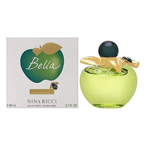 Nina Ricci Nina Ricci Bella for Women 2.7 Oz Eau De Toilette Spray, 2.7 Oz, 77 ml (Nina Ricci Les Belles)