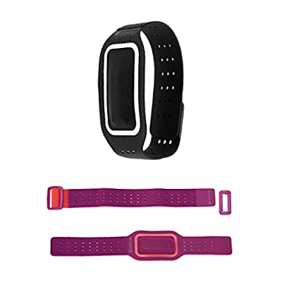 Sleep Sport Band Armband for Fitbit, Misfit, and for Sony SmartBand