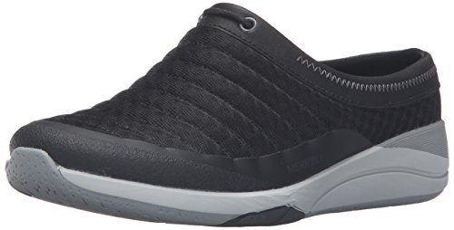 Black Brezza Donne Slip Merrell on Applaudono Shoe qwHZXAEpR