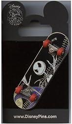 Disney Pin - Skateboard - Jack Skellington - Pin 63149