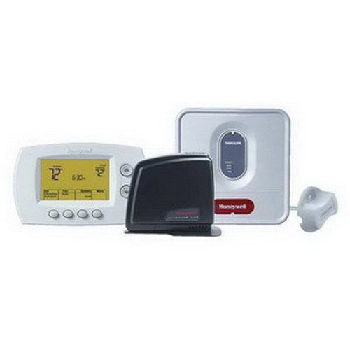 Honeywell Yth6320r1114 Wireless Focuspro Programmable Thermostat Kit Includes Thermostat, EIM, RIG and RAS