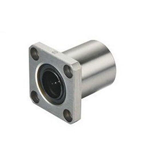 2pcs LMK25UU flange linear bushing linear bearing CNC part