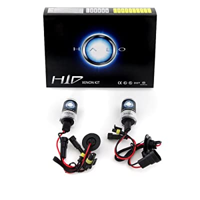 Halo Automotive Premium 9006 HID Xenon Replacement Bulbs