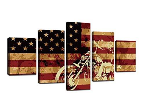 Motorcycle Wall - 8