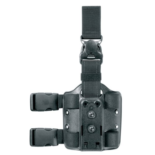 (Safariland 6005 Leg Shroud w/Detachable Harness for 6005 Holster, Black)