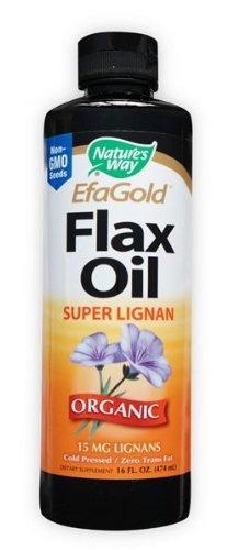 Nature'S Way Flax Oil Super Lignan 16 Fz