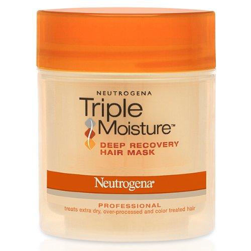 Neutrogena Clean régénératrice Recovery profonde Masque capillaire, 6 oz