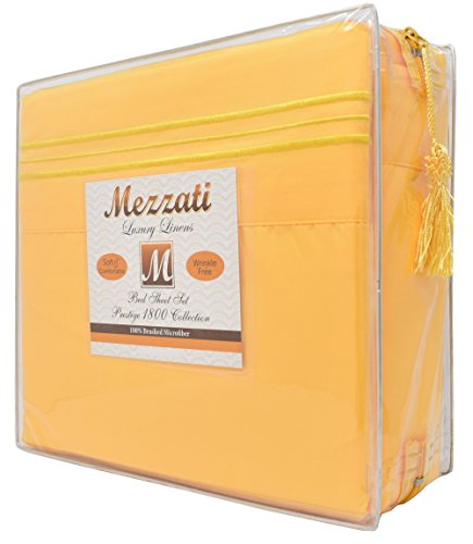 Mezzati Luxury Bed Sheets Set product image
