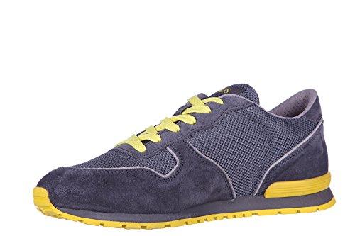 Tods Zapatos Zapatillas de Deporte Hombres EN Ante Nuevo Active Sportivo YM Gri