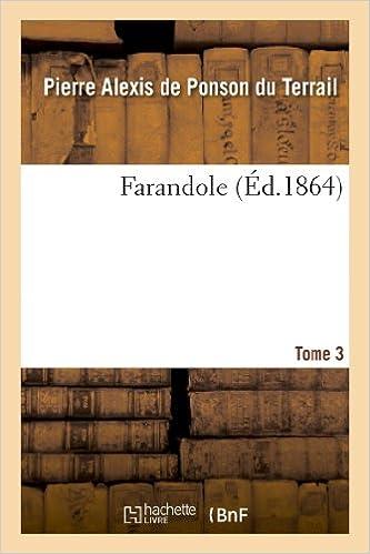 Farandole. Tome 3 (Litterature)