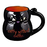 Grasslands Road Halloween - Black Cat Mug - 469401