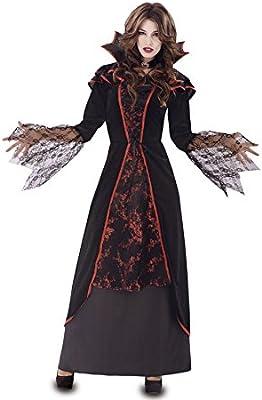 VIVING - Disfraz vampiresa Elegantes: Amazon.es: Juguetes y juegos