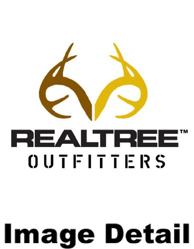 Realtree Outfitters Brand Logo Infinity Camo Car Truck Suv