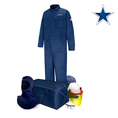 SSA Arc Flash Safety Kit 8 Cal CAT 2 (XL) (Arc Flash Safety)
