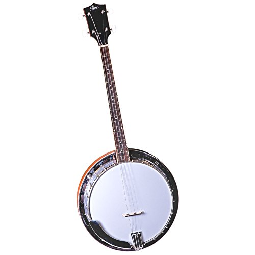 Rover RB-35T Tenor Resonator 4 String Banjo